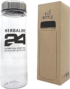 Herbalife Shaker eco water Bottle 17oz (500ml) BPA free - herbal tea