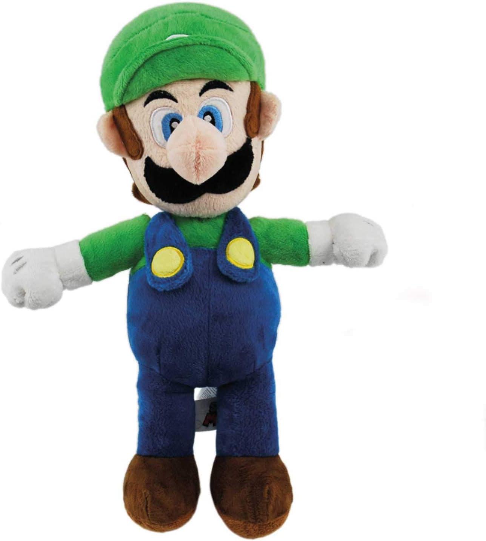Nintendo LUIGI Peluche GIGANTE 65cm da SUPER MARIO Enorme