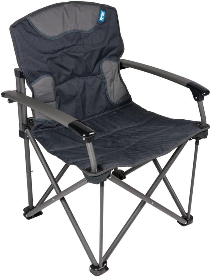 Kampa Stark 180 Folding Camping Chair Max Load 180Kg