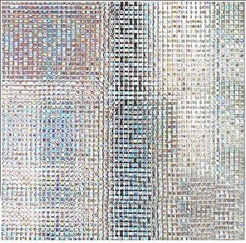 Amazoncom Decorative Window Film Mosaic Window Covering Heat