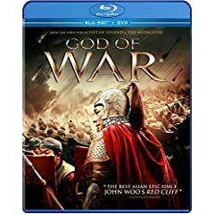 GOD OF WAR debuts on Digital, Blu-ray Combo Pack and DVD October 17 from Well Go USA
