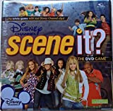Disney Channel Scene It? The DVD Game in Tin