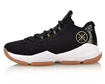 6cca97b1eca LI-NING Men Wade Fission III Professional Shock Absorption Basketball Shoes  Air Wearable Stylish Sports