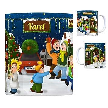 Weihnachtsmarkt Varel.Trendaffe Varel Jadebusen Weihnachtsmarkt Kaffeebecher Amazon De