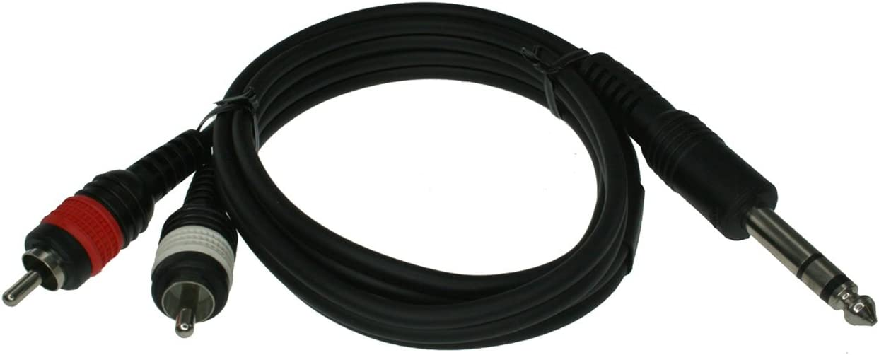 3.5mm to L//R TRS to RCA Stereo Audio Cable RiteAV