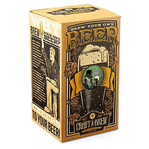 Craft a Brew Bone Dry Irish Stout Beer Brewing Kit
