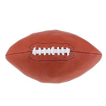 perfeclan Balón de Fútbol Americano Talla Única Hecho de Material ...