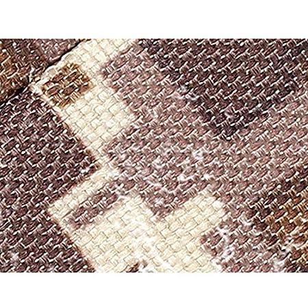 Pouybie Sac Banane dext/érieur pour Homme Camouflage Grande capacit/é pour Cartes de Monnaie et t/él/éphone avec Trous de t/ête