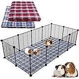 Blaoicni 2 Pack Guinea Pig Bedding Guinea Pig Cage