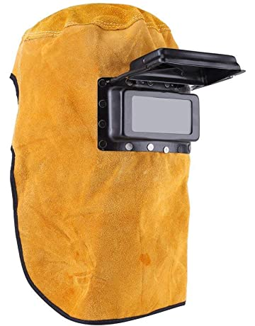 Máscara de protección respirable a prueba de calor del casco de la soldadura con la lente