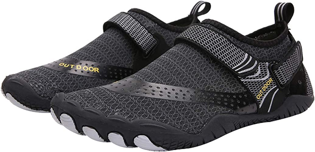 Summer Men Diving Swimming Water Shoes Anti-Skid Quick Dry Beach For Man