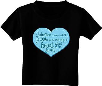 Heart Banner Design Infant T-Shirt Dark TooLoud I Love My Mom