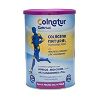 Colnatur Complex Wild Berries Flavor 345g | Pure Hydrolyzed Collagen, Vitamin C, Hyaluronic Acid & Magnesium | Regenerative Properties | Provides Elasticity, Muscle Toning & Reduces Bone Fragility |