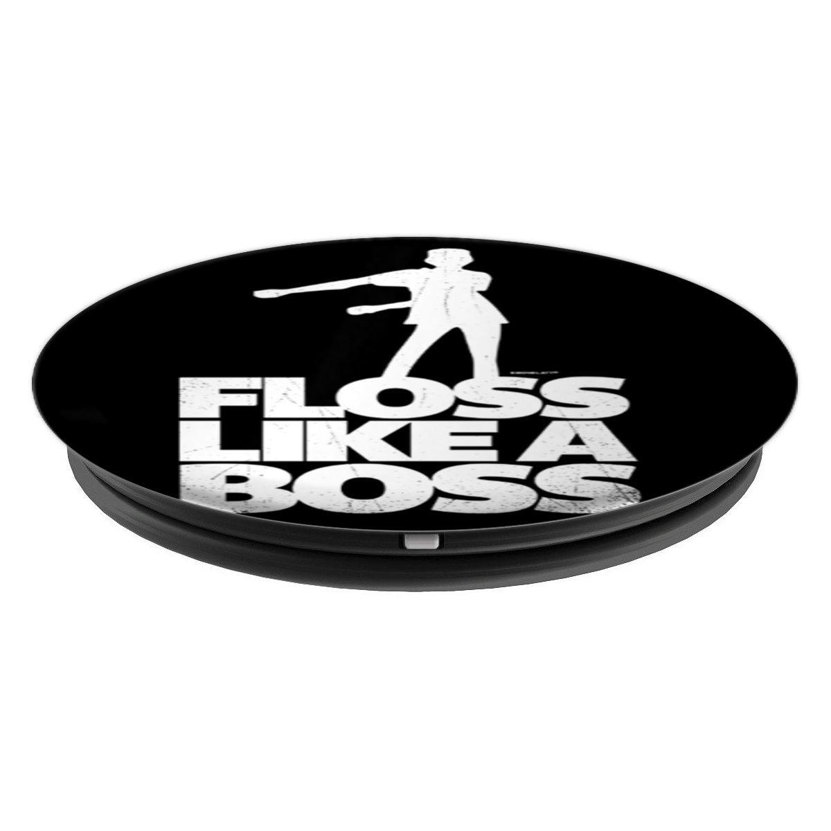 Amazon.com: Hilo Dental Floss Dance Like A Boss Pop Socket ...