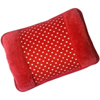 Virtual World Warm gel Bag Hot Gel pad Bottle Pouch Massager Warm for Winter Electric heater Warm bag, Heating Gel Pad Pocket Pack (MULTICOLOR)