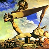 Number Painting for Adults Dali Harbinger of Civil War DIY Oil Painting Paintworks