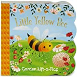 img - for Little Yellow Bee: Lift-a-Flap Children's Board Book (Babies Love) book / textbook / text book