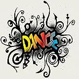 Daniu Dance Photography Background Graffiti Style Hip Hop Backdrops Vinly Photo Props for Party 6x6 Daniu-dn018