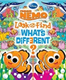 What's Different Finding Nemo, Editors of Publications International, Ltd., 1412777690