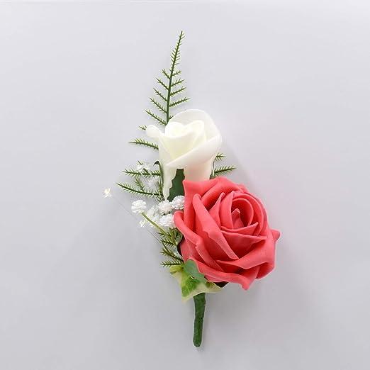 Flores de solapa Petals Polly, artificiales, artesanales ...