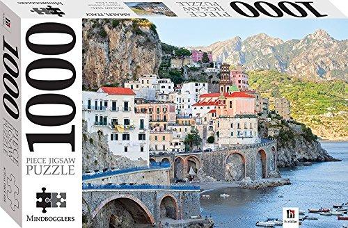 Amalfi, Italy: 1000 Piece Jigsaw - Malaysia Online Bookstore