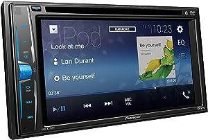 PIONEER AVH-A215BT Multimedia AV CAR Receiver CD/DVD/USB Player AVH-A215BT Double DIN 6.2