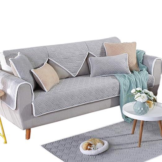 CouchCover Funda Protectora para sofá Supersuave y Acolchada ...