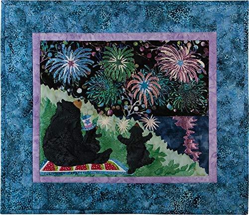Pre Cut Laser Kit by McKenna Ryan 12 Months of Happy~Lil Sparklers Blk 7-JUL,