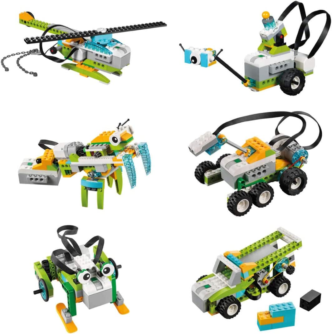Lego Education Wedo 2 0 Core Set 45300 Toys Games