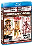 The Women in Cages Collection (Roger Corman's Cult Classics Triple Feature) (The Big Bird Cage / Big Doll House / Women in Cages) [Blu-ray]