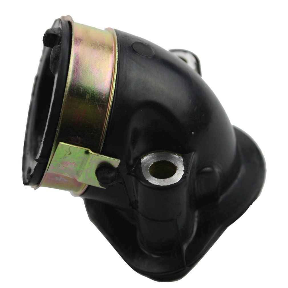 GOOFIT Intake Manifold Pipe for GY6 125cc 150cc Scooters Go Karts ATV Moped Scooter Dune Buggy