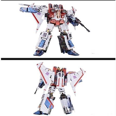 MQKZ Red Spider Transformers ensamblado Modelo Creativo ...