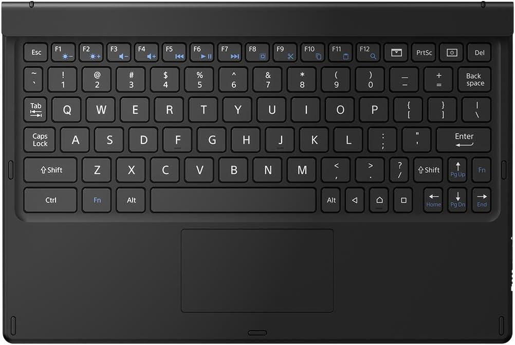 Sony BKB50 Bluetooth Negro - teclados para móviles (Negro, Mini, Sony, Xperia Z4 Tablet, Touchpad, Carga)