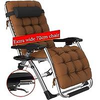 FENGLIAN Comodo divano Cómoda Gravedad Cero reclinable Ajustable