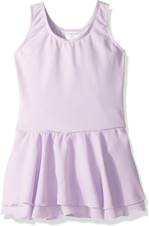 CC877C All Sizes Capezio Girls Double Layer Skirt Tank Dress