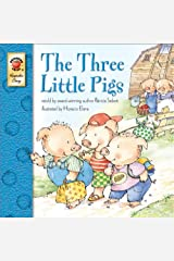 The Three Little Pigs (Keepsake Stories) Kindle Edition