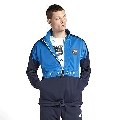 the latest 3d493 ba05e Nike Mens Air Long Sleeve Half Zip Jacket at Amazon Men s Clothing store