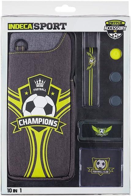 Indeca Sport- Starter pack - kit de accesorios para consola Nintendo Switch (incluye funda): Amazon.es: Videojuegos