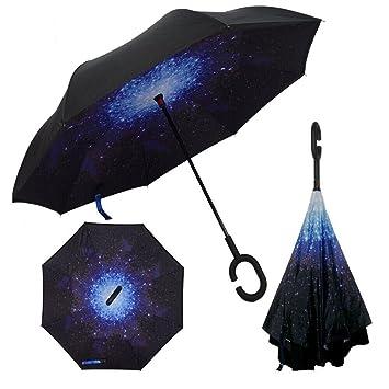 alquar paraguas invertido Star