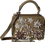 Rebecca Minkoff Women's Box Cross Body Bag, Olive, One Size