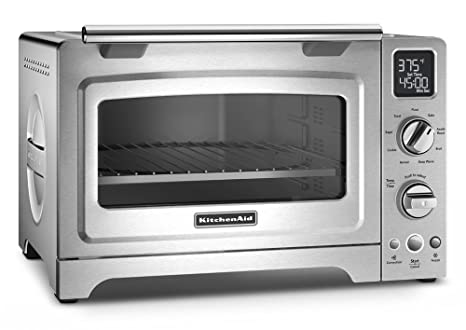 Kitchenaid Kco275ss Convection 1800 Watt Digital Countertop Oven 12 Inch Stainless Steel
