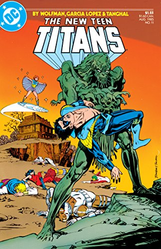 New Teen Titans (1984-1988) #11