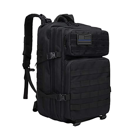 48b653226c Amazon.com   Anitee Outdoor Military Backpack