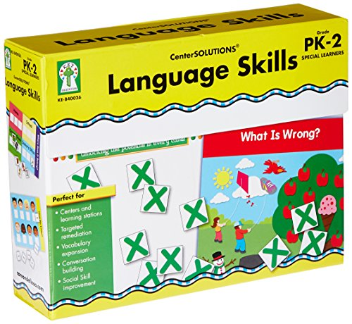 Key Education Publishing Language Skills File Folder Game]()