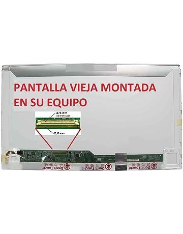 tecla2xtatil Pantalla Compatible para PORTATIL HP 250 G1 Serie 15,6
