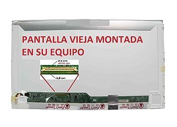 "tecla2xtatil Pantalla Compatible para PORTATIL Acer Aspire 5742G-374G32MN 15,6"" LCD LED"