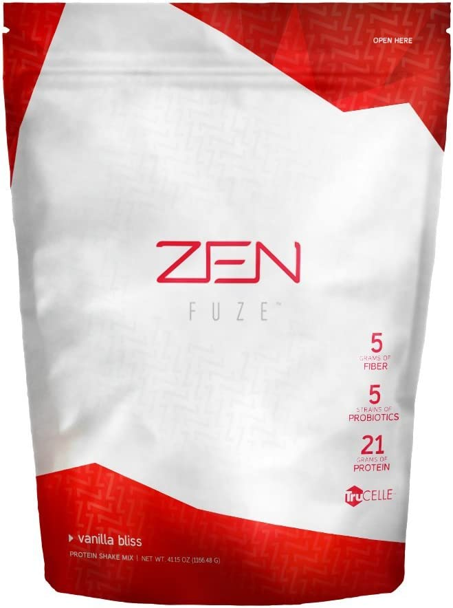 Zen Fuze Vanilla Bliss