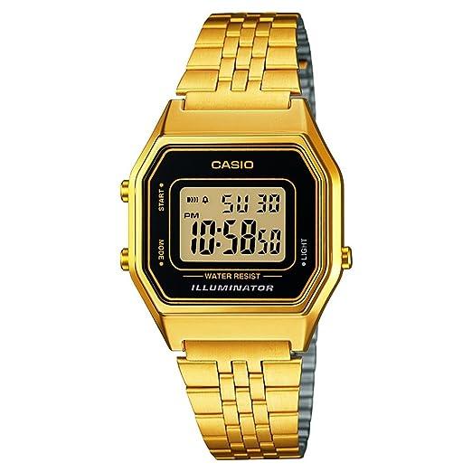 Casio Collection Women's Watch LA680WEGA-1ER  Amazon.co.uk  Watches a50db96d20df