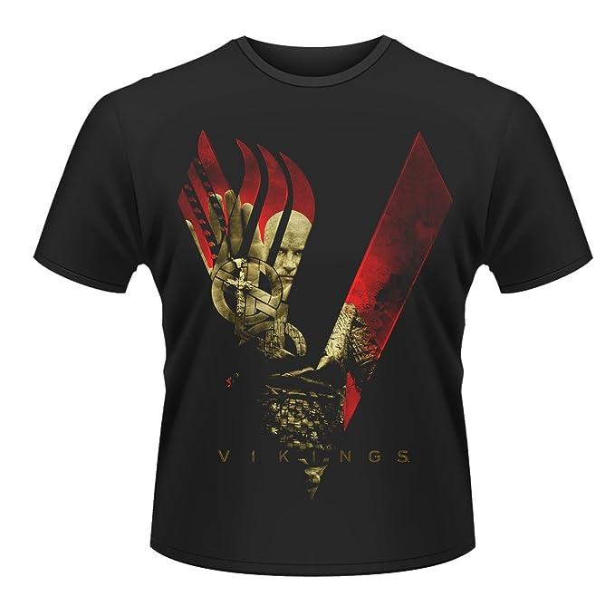 Vikings Plastic UomoAmazon itAbbigliamento SkyMaglietta Head Blood 8vNOn0wm