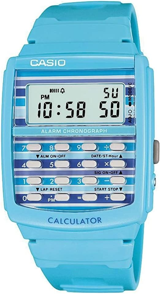 Casio Collection Montre Femme LDF 40 2AER: : Montres  FTKpx